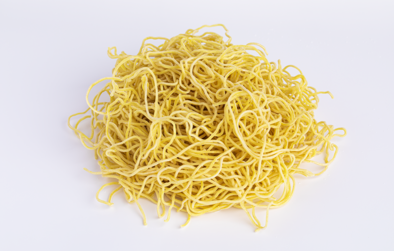 Chow Mein-Steamed-Noodles